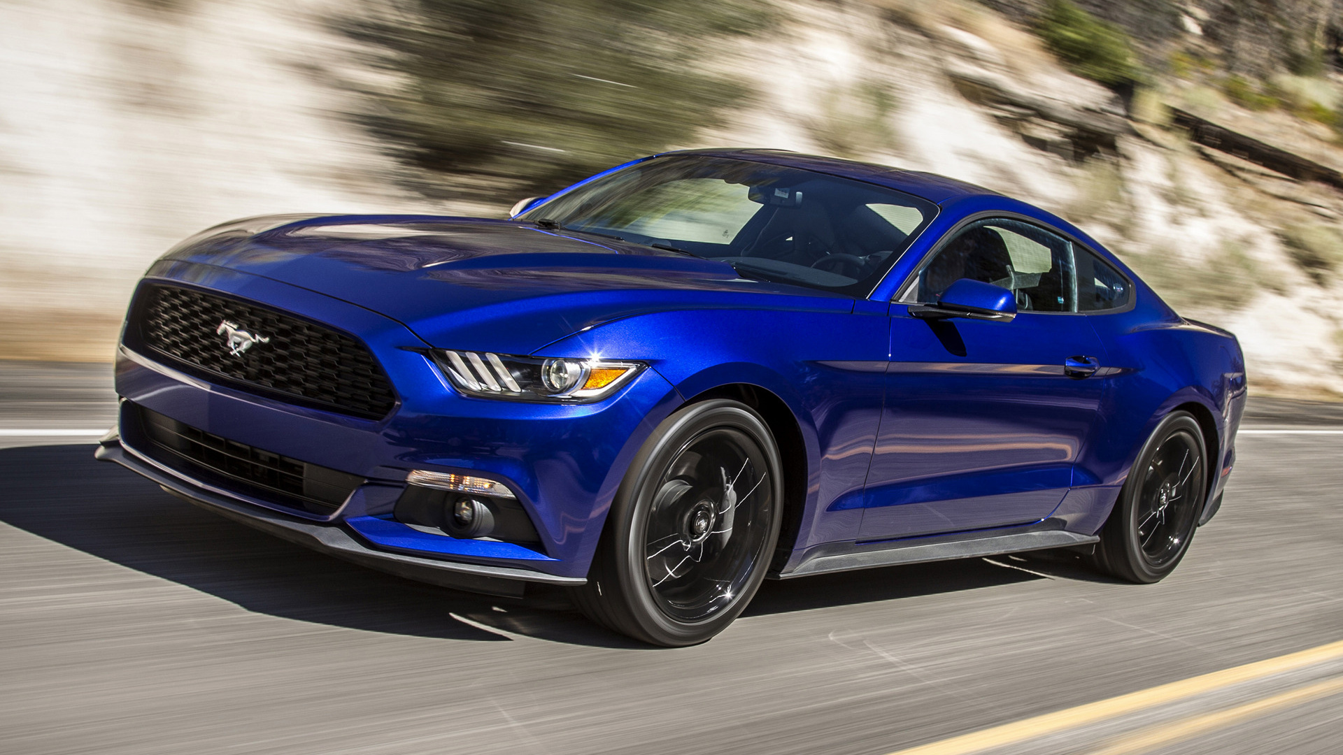 2015 Ford Mustang EcoBoost - Wallpapers and HD Images ...