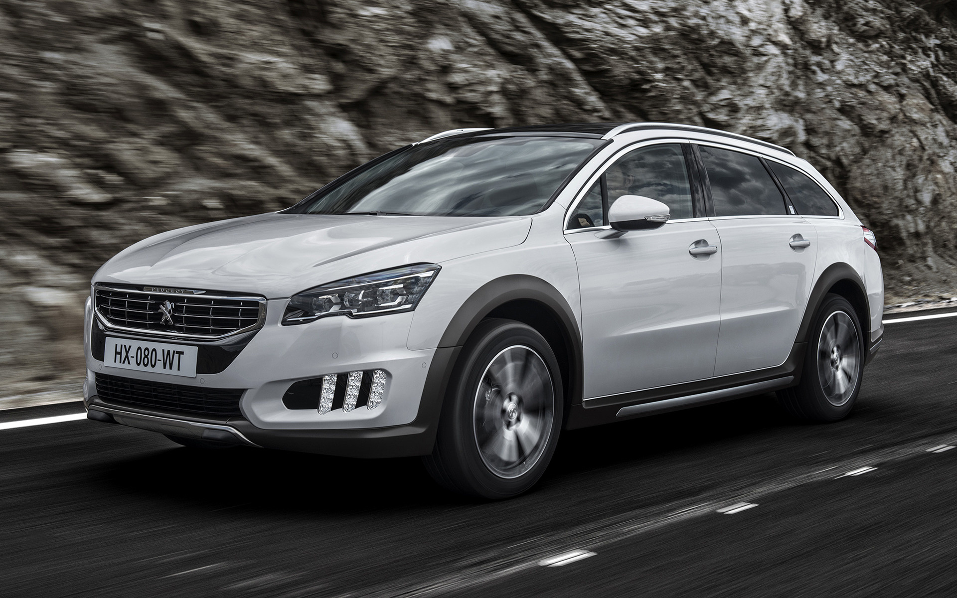 Peugeot 508 Rxh 2014 Wallpapers And Hd Images Car Pixel
