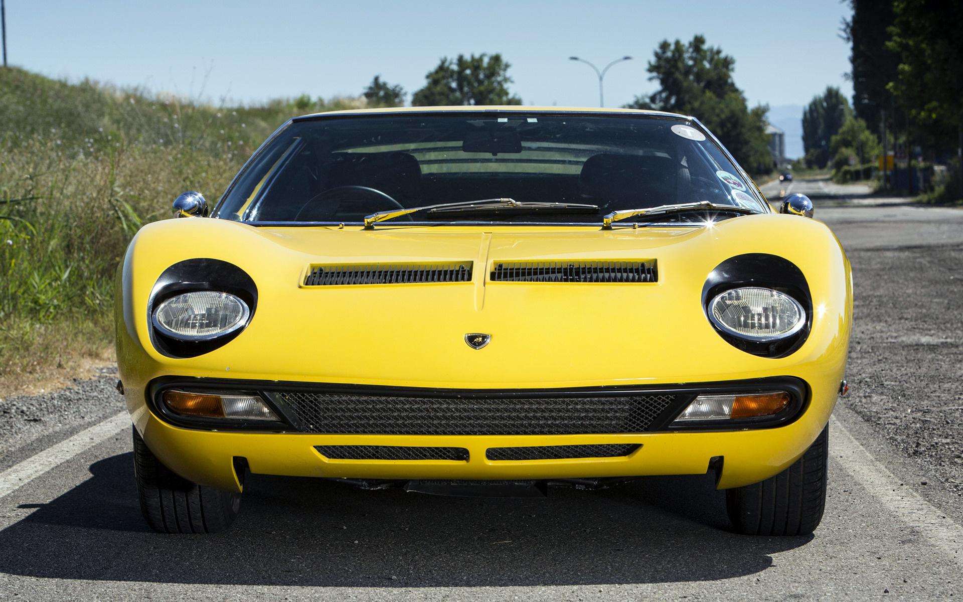 Lamborghini Miura SV (1971) UK Wallpapers and HD Images - Car Pixel