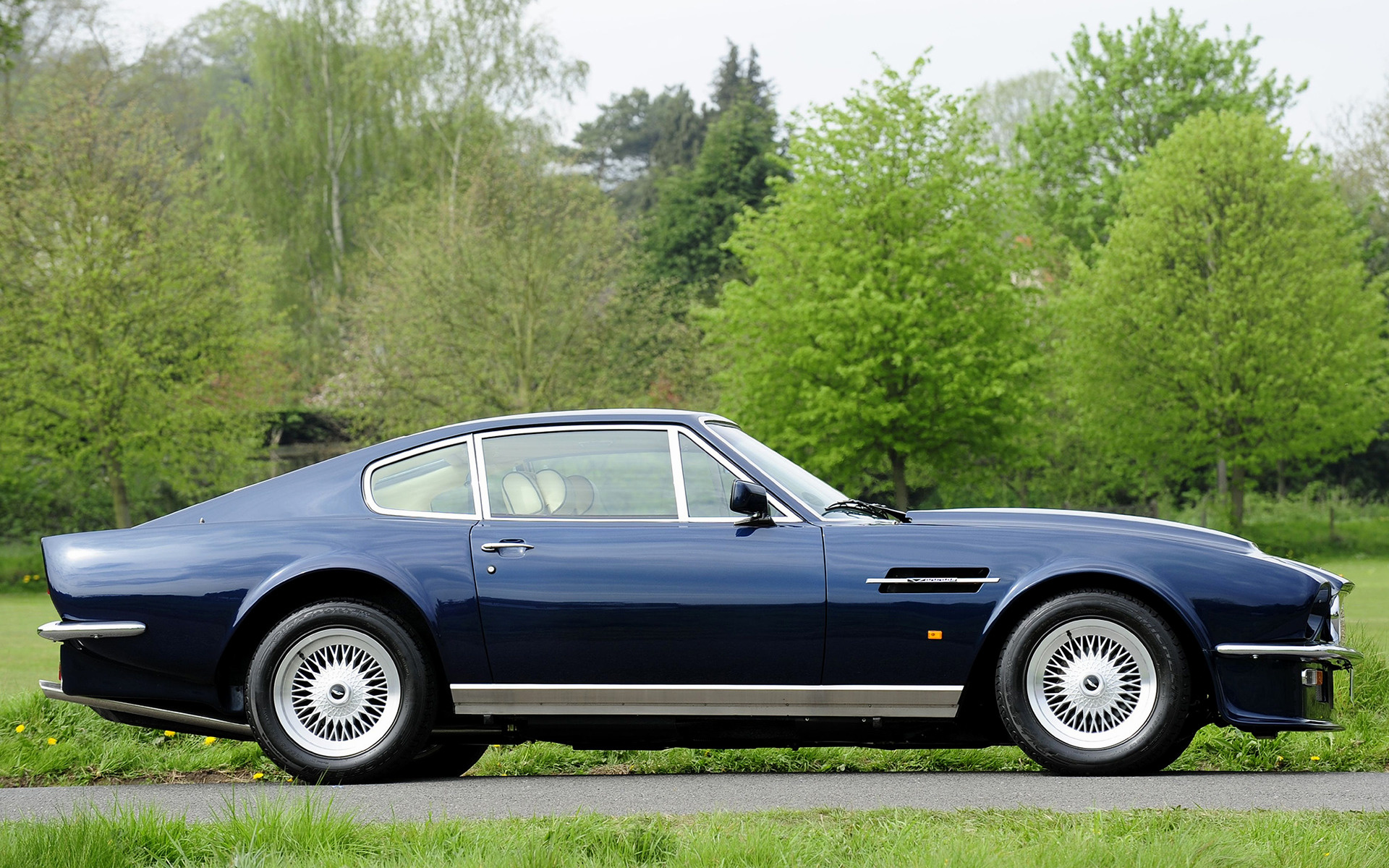 1978 Aston Martin V8 Vantage Uk Wallpapers And Hd Images Car Pixel