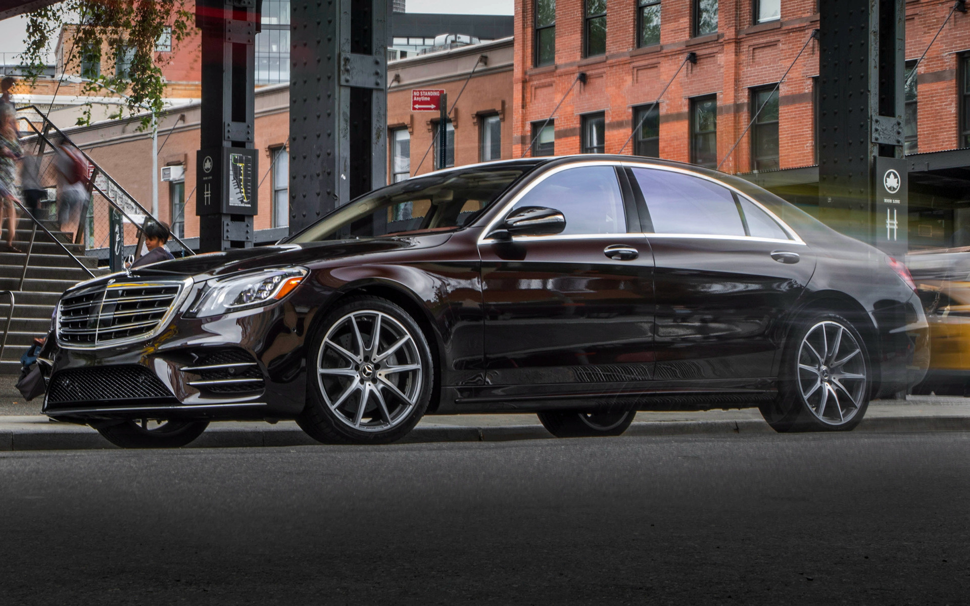 2018 Mercedes Benz S Class Amg Styling Long Us