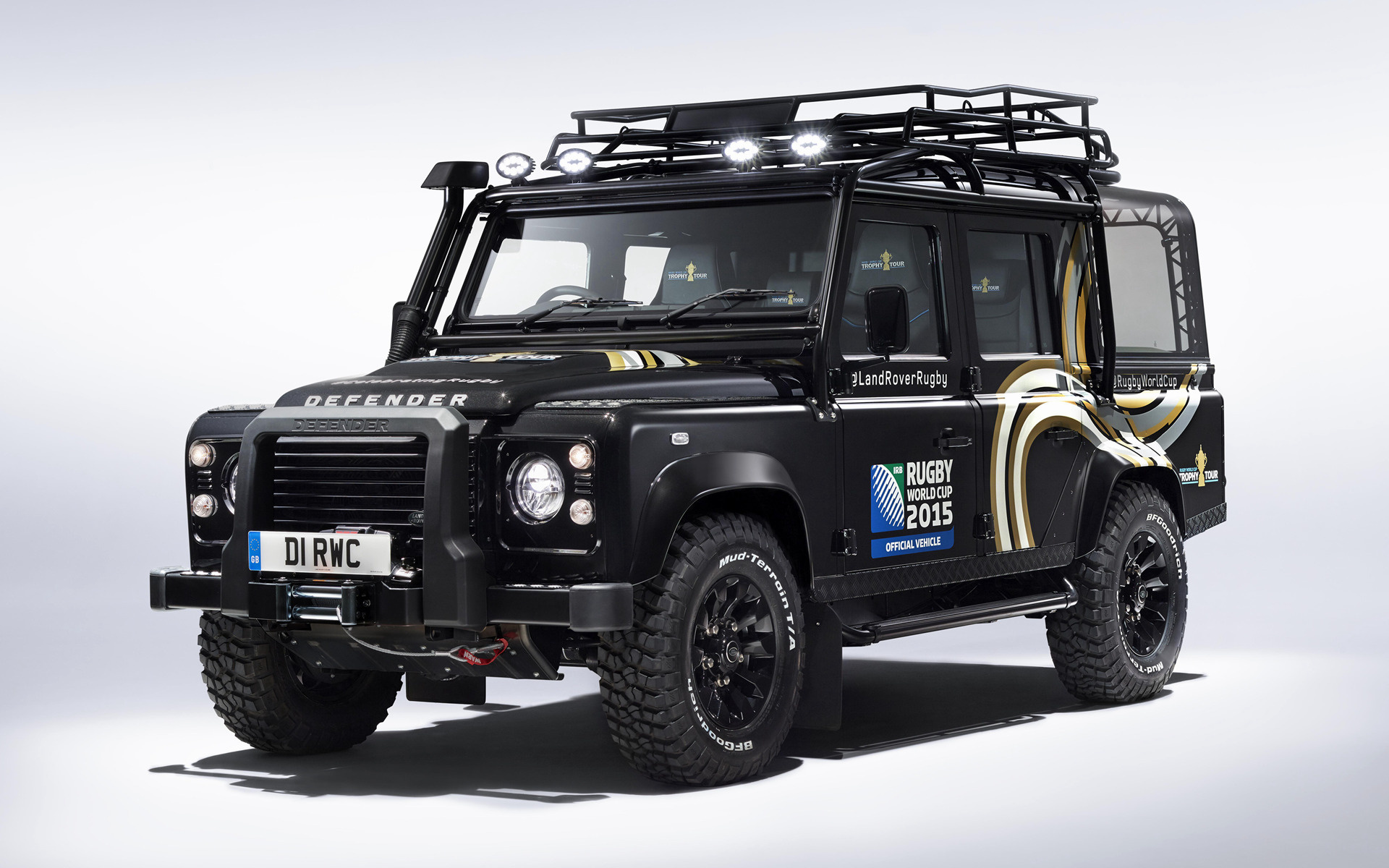 World Car Mazda >> 2015 Land Rover Defender Rugby World Cup 2015 - Wallpapers ...