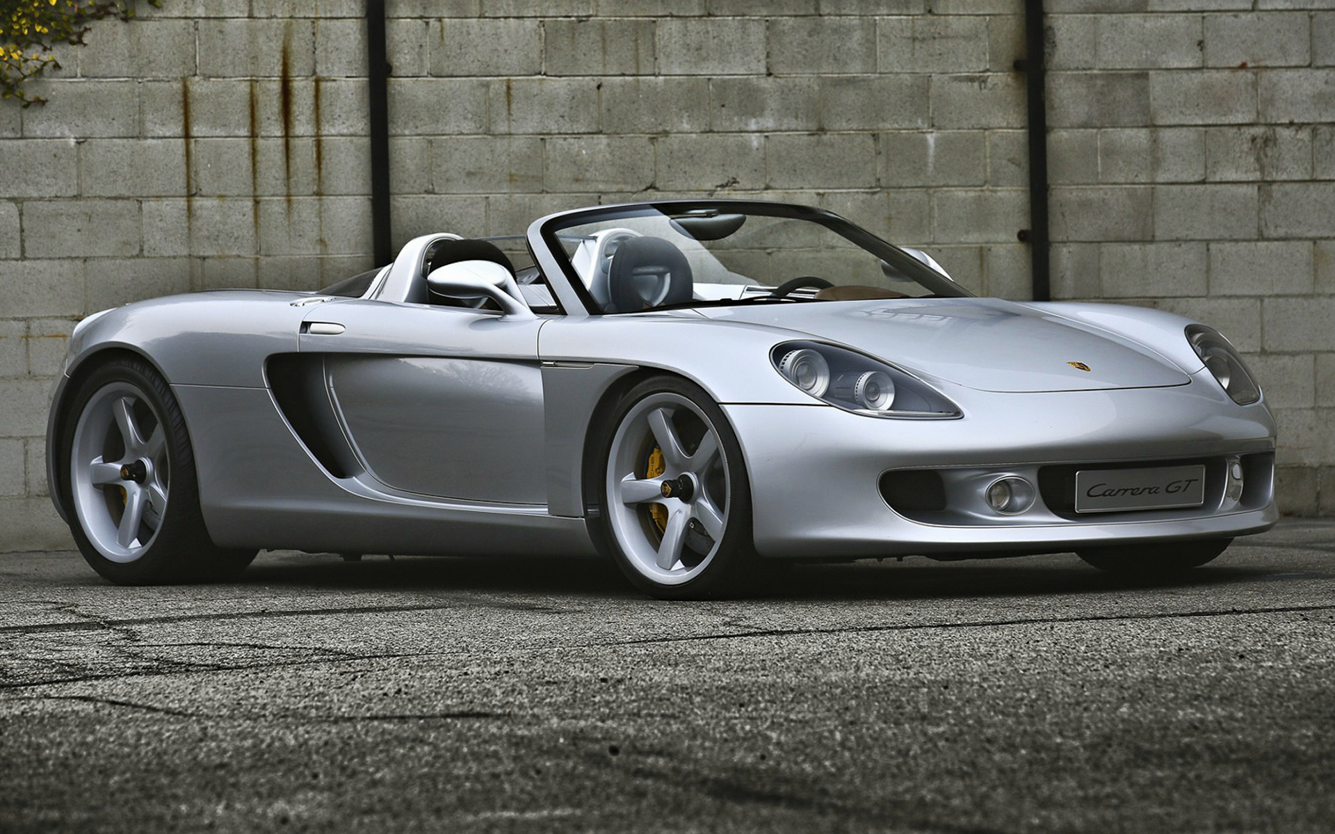 2000 Porsche Carrera Gt Concept Wallpapers And Hd Images