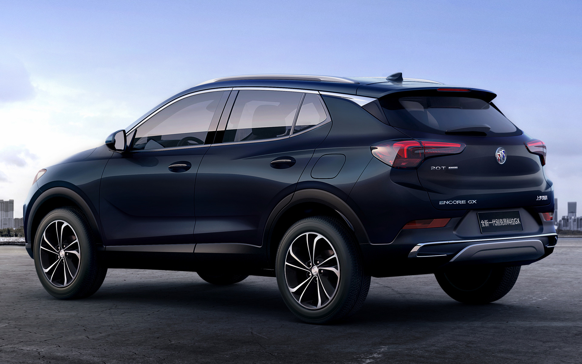 2020 Buick Encore GX (CN) - Wallpapers and HD Images | Car Pixel