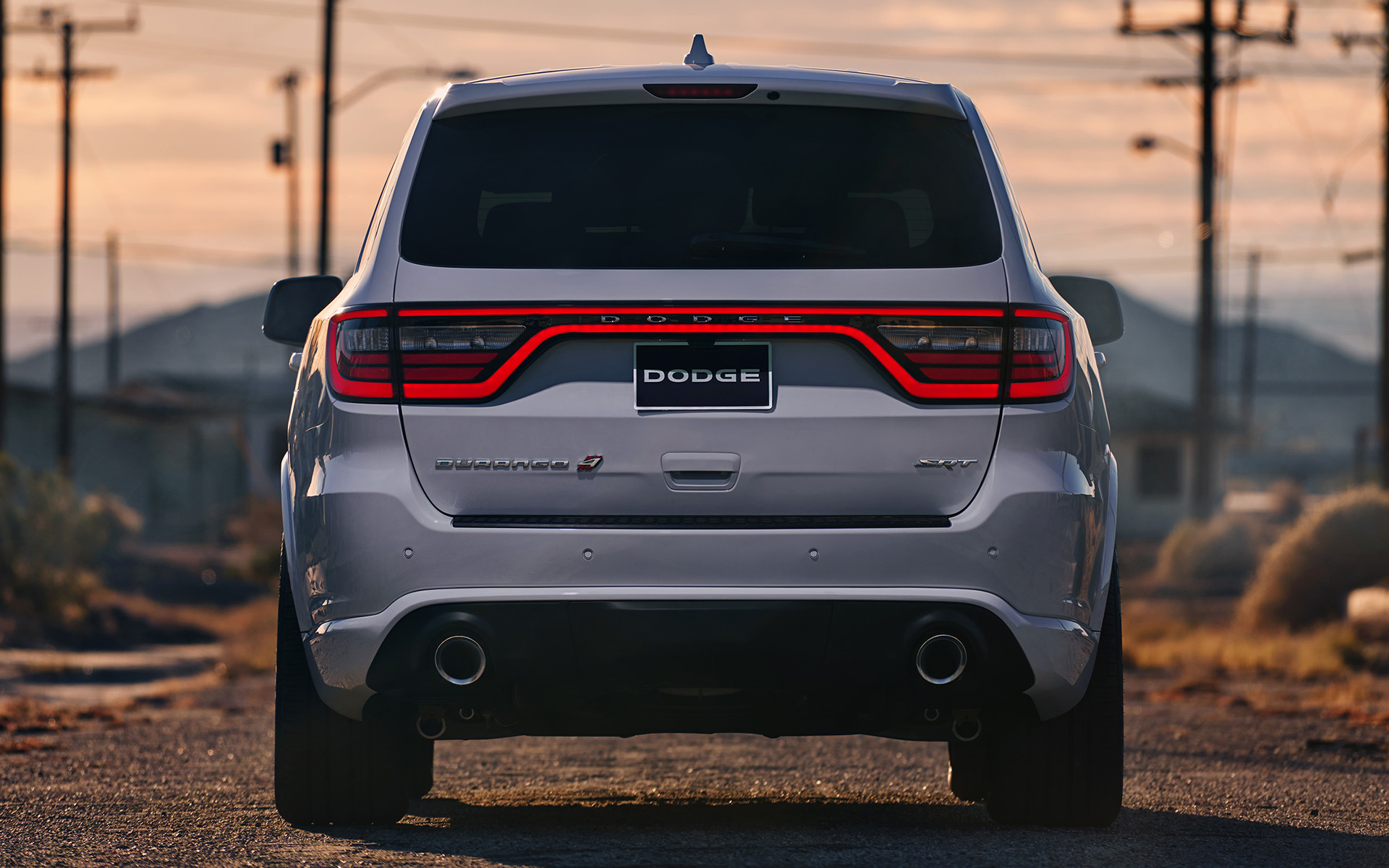 Dodge Durango Srt 2018 Wallpapers And Hd Images Car Pixel