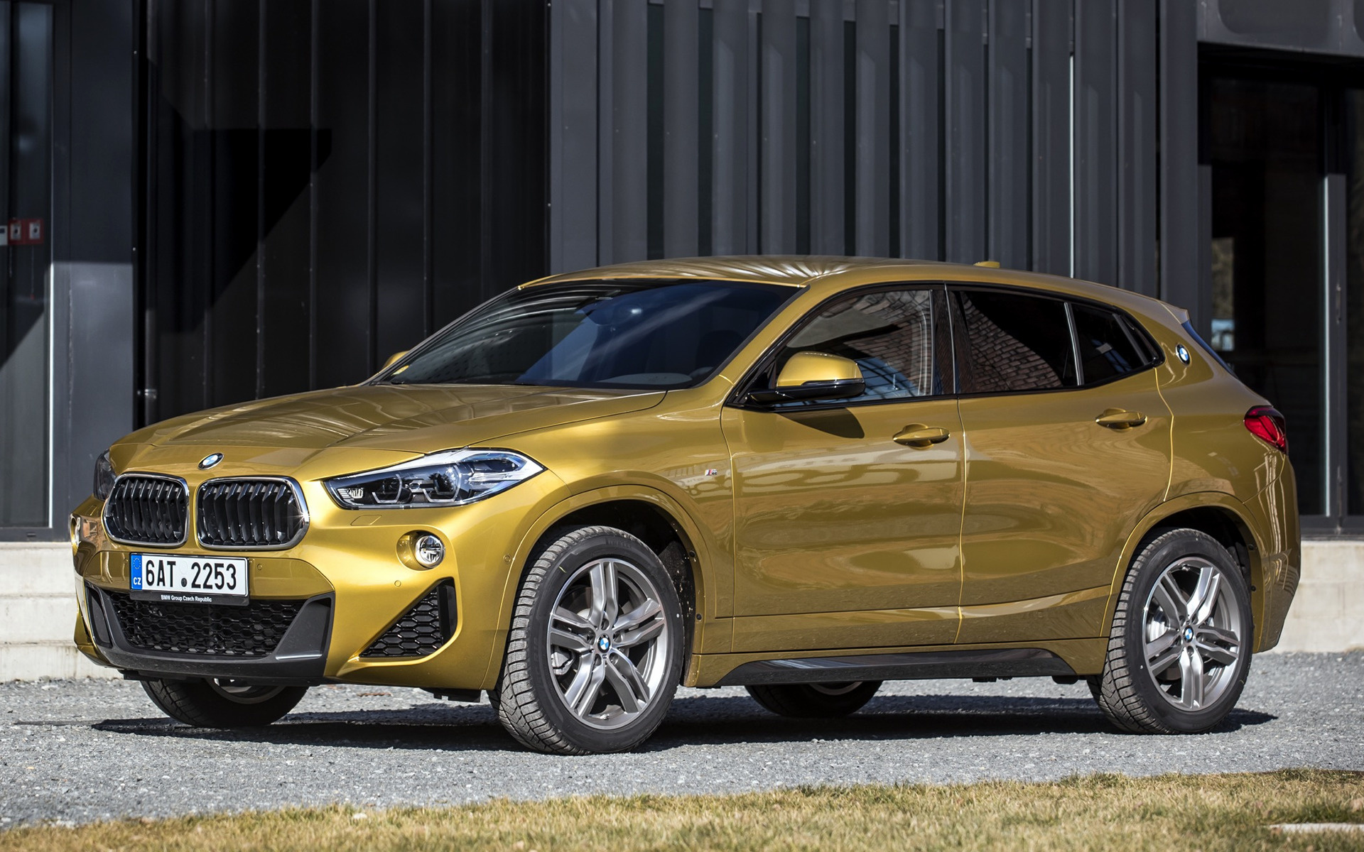 2018 bmw x2 m sport wallpapers and hd images car pixel. Black Bedroom Furniture Sets. Home Design Ideas