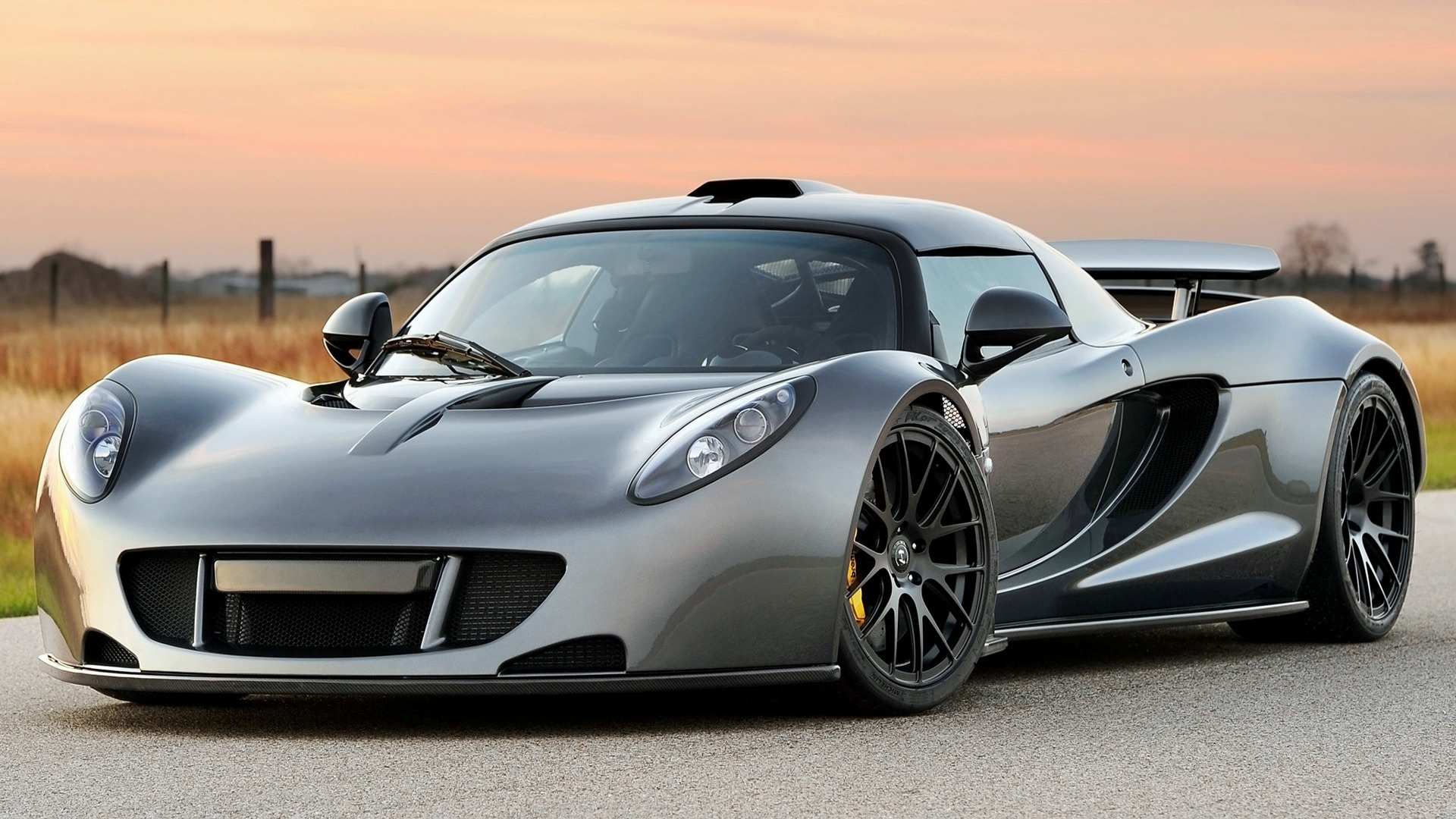 2013 Hennessey Venom Gt World Speed Record Car