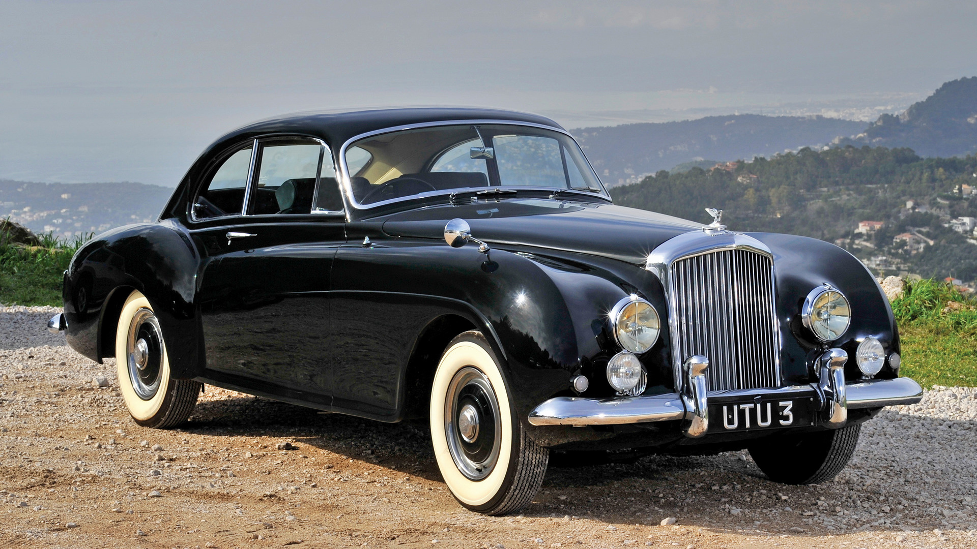 1952 Bentley R-Type Continental Sports Saloon By Mulliner
