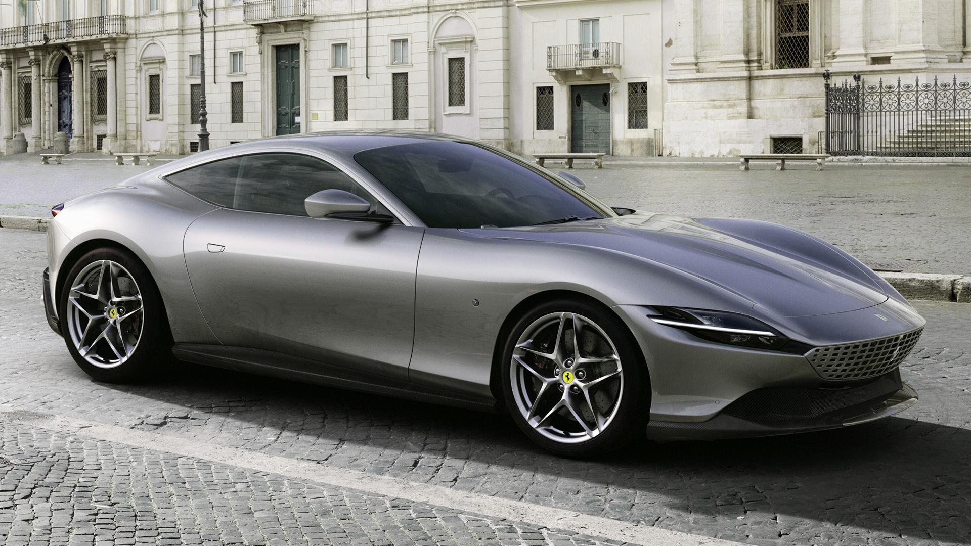 2020 Ferrari Roma Wallpapers And Hd Images Car Pixel