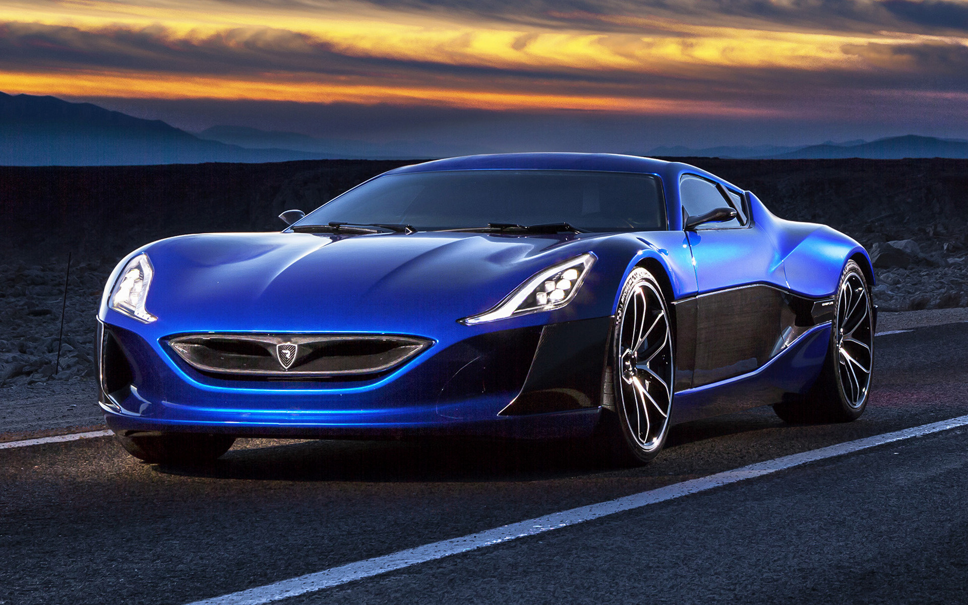 2014 Rimac Concept_One - Wallpapers and HD Images | Car Pixel