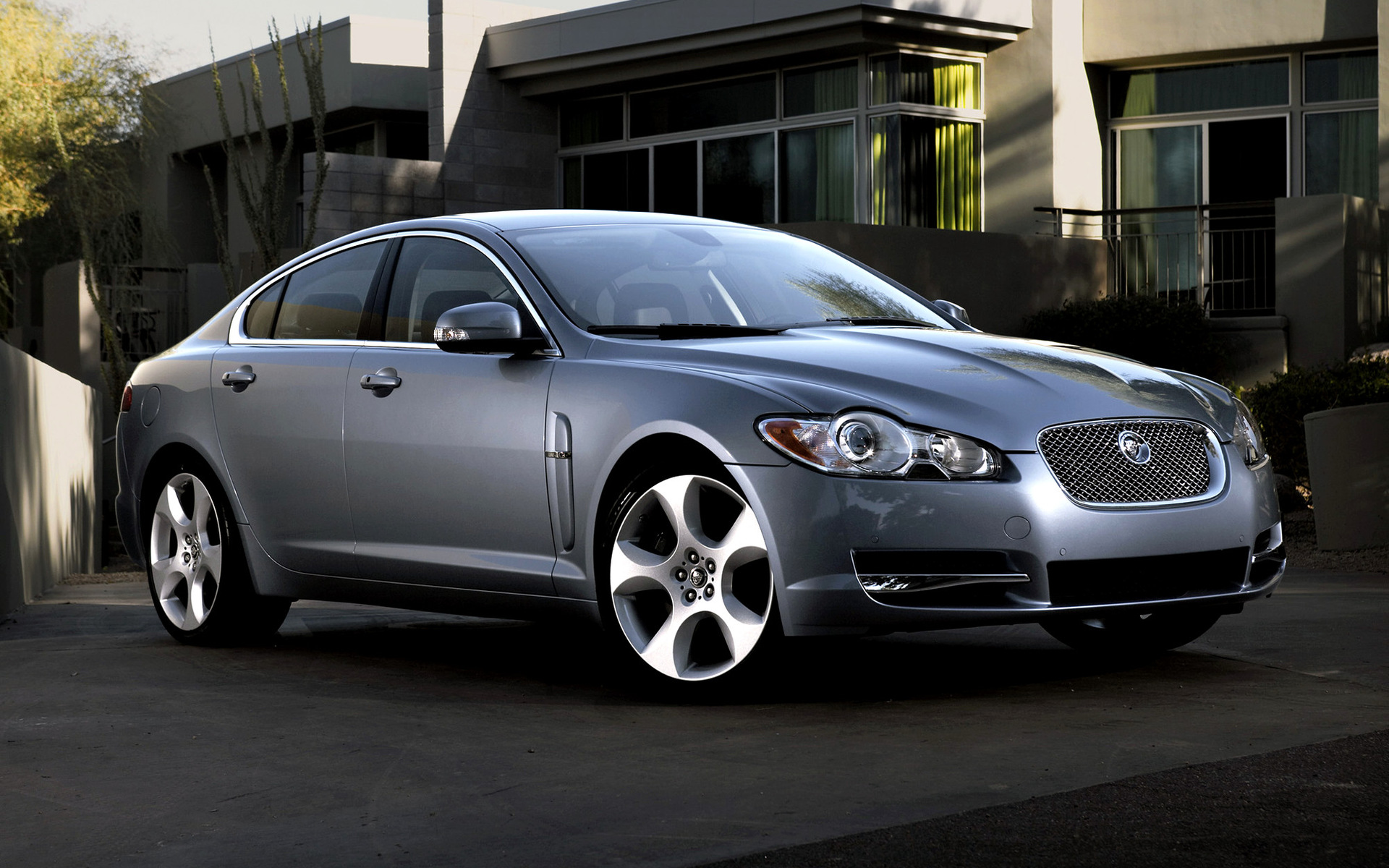 2008 Jaguar XF - Wallpapers and HD Images | Car Pixel