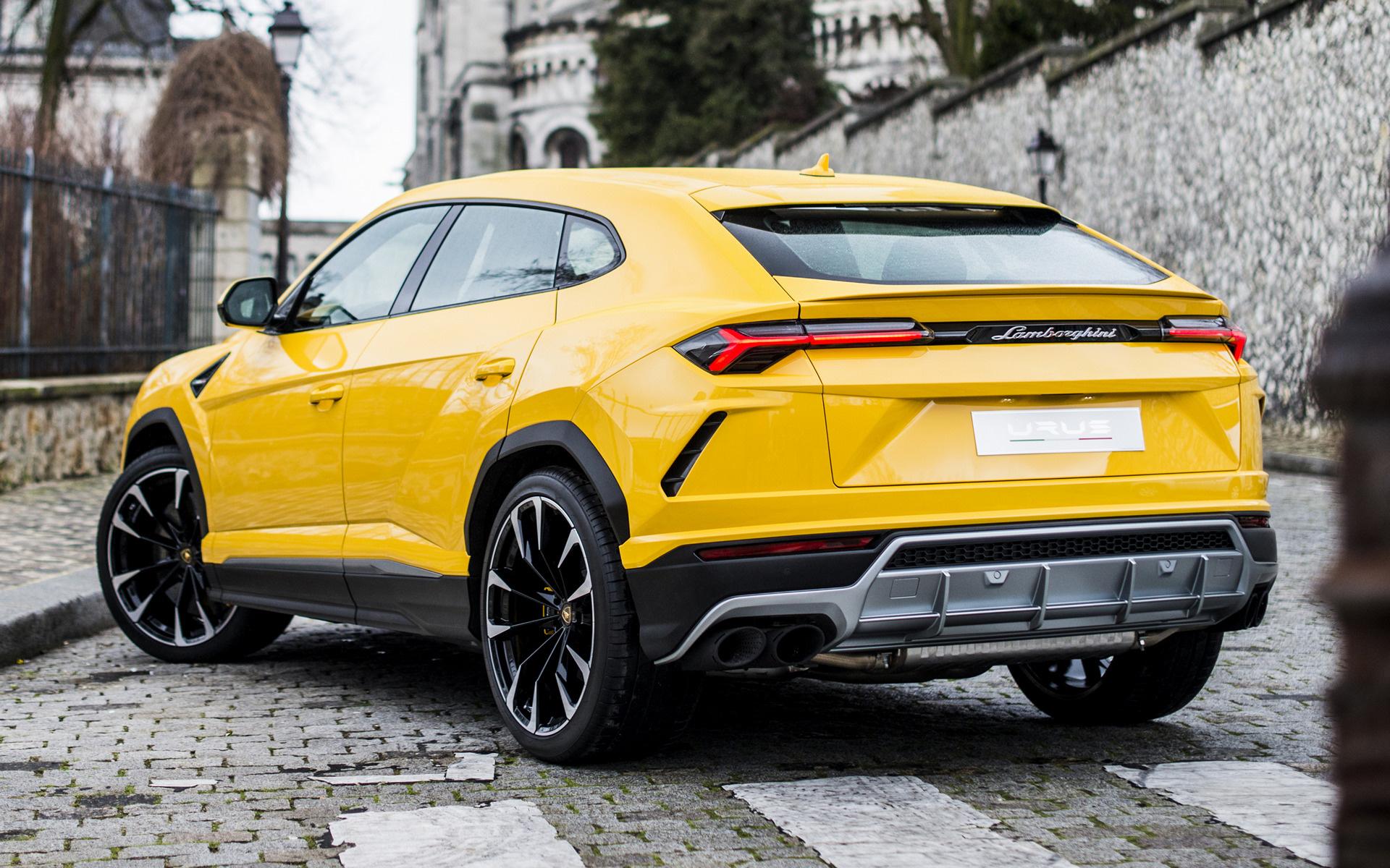 2018 Lamborghini Urus Wallpapers And Hd Images Car Pixel