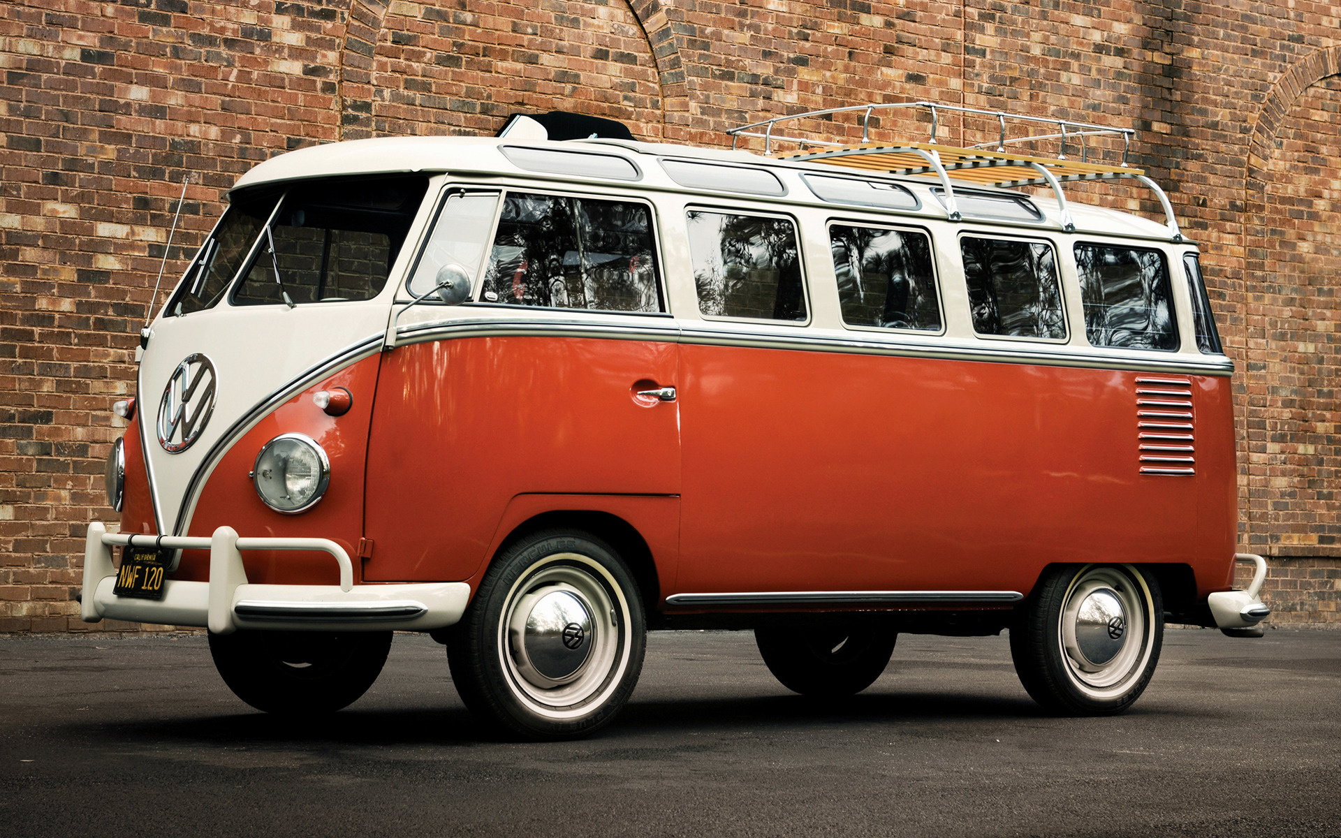 Volkswagen T1 Samba Bus 1958 Us Wallpapers And Hd Images