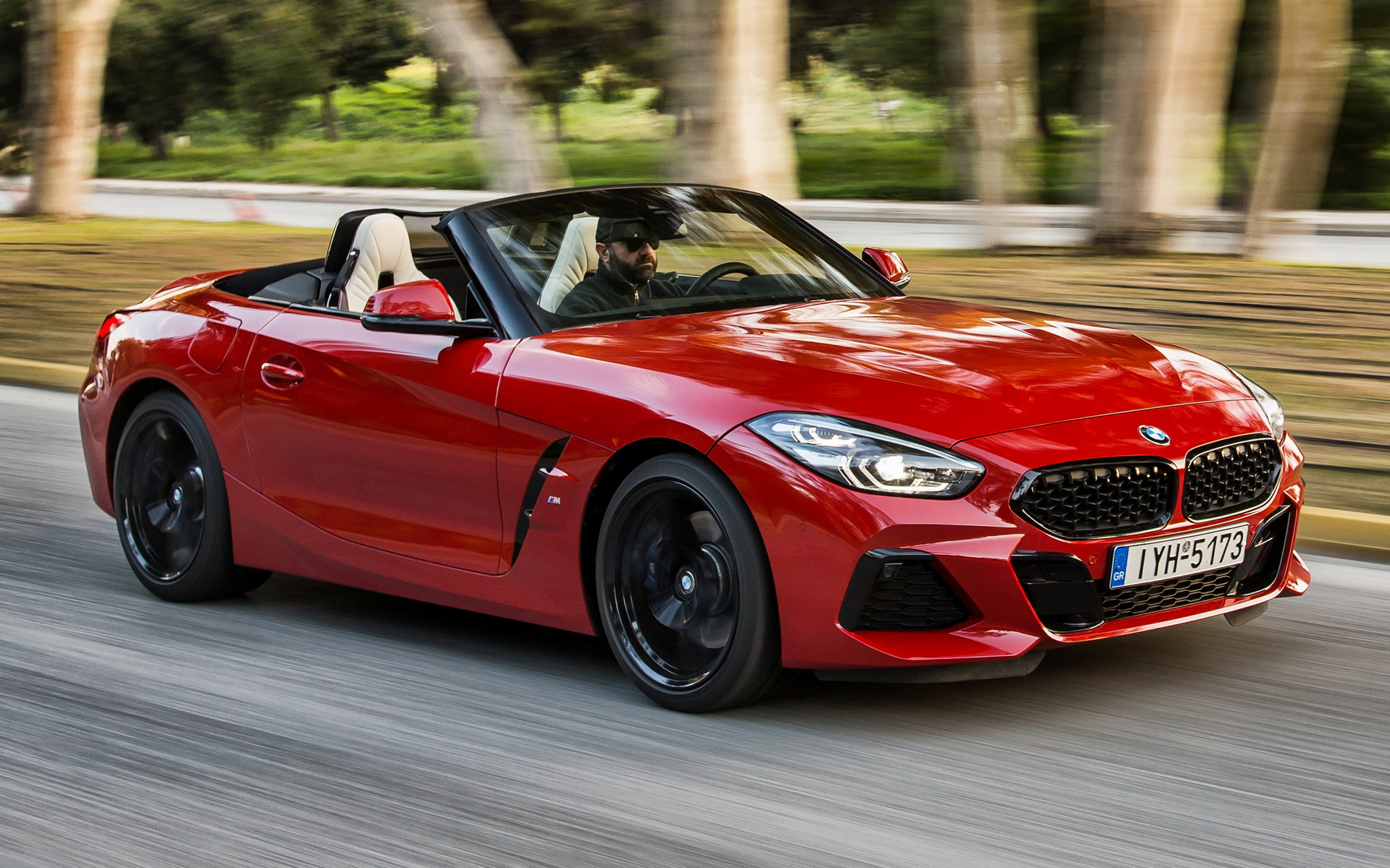 2019 Bmw Z4 M Sport Shadow Line Wallpapers And Hd Images