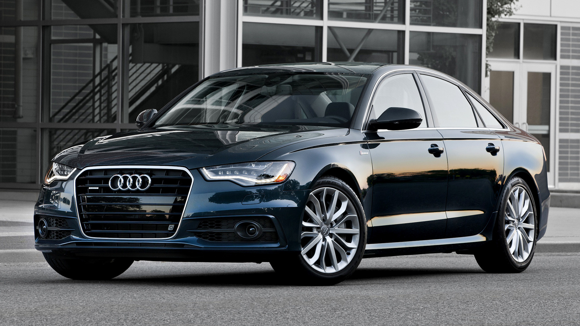 2012 Audi A6 Sedan S line (US) - Wallpapers and HD Images ...