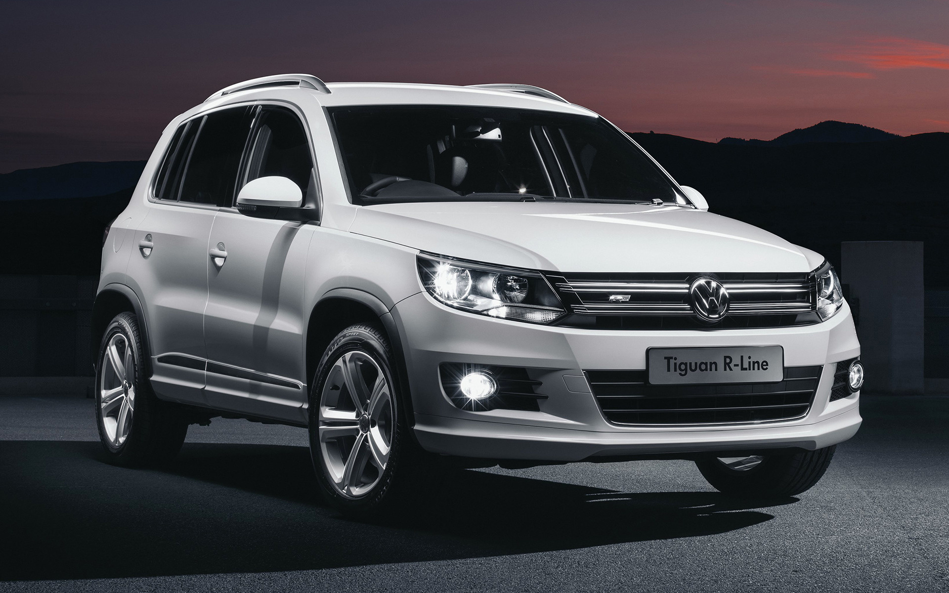 2014 Volkswagen Tiguan R Line Au Wallpapers And Hd