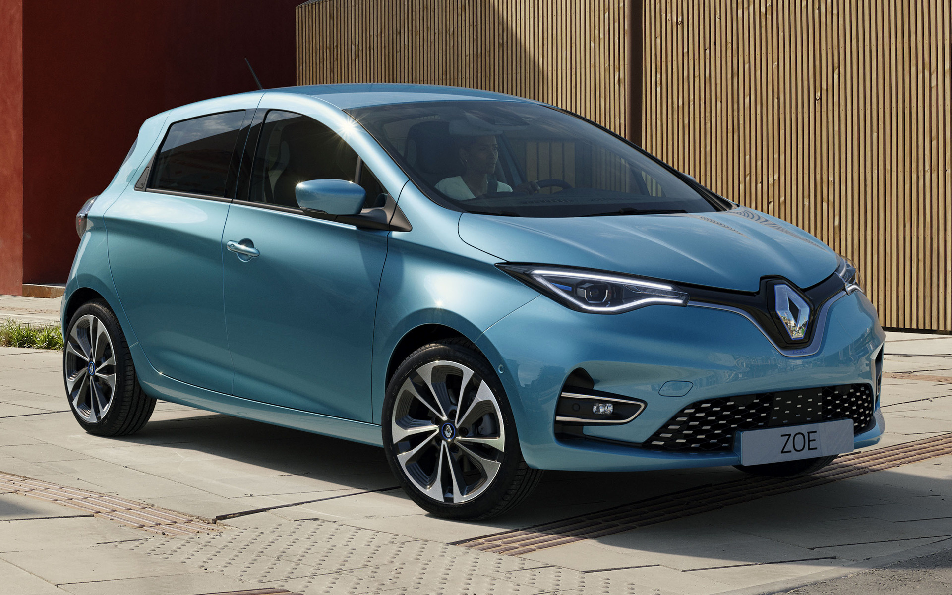 2019 Renault Zoe - Wallpapers and HD Images | Car Pixel