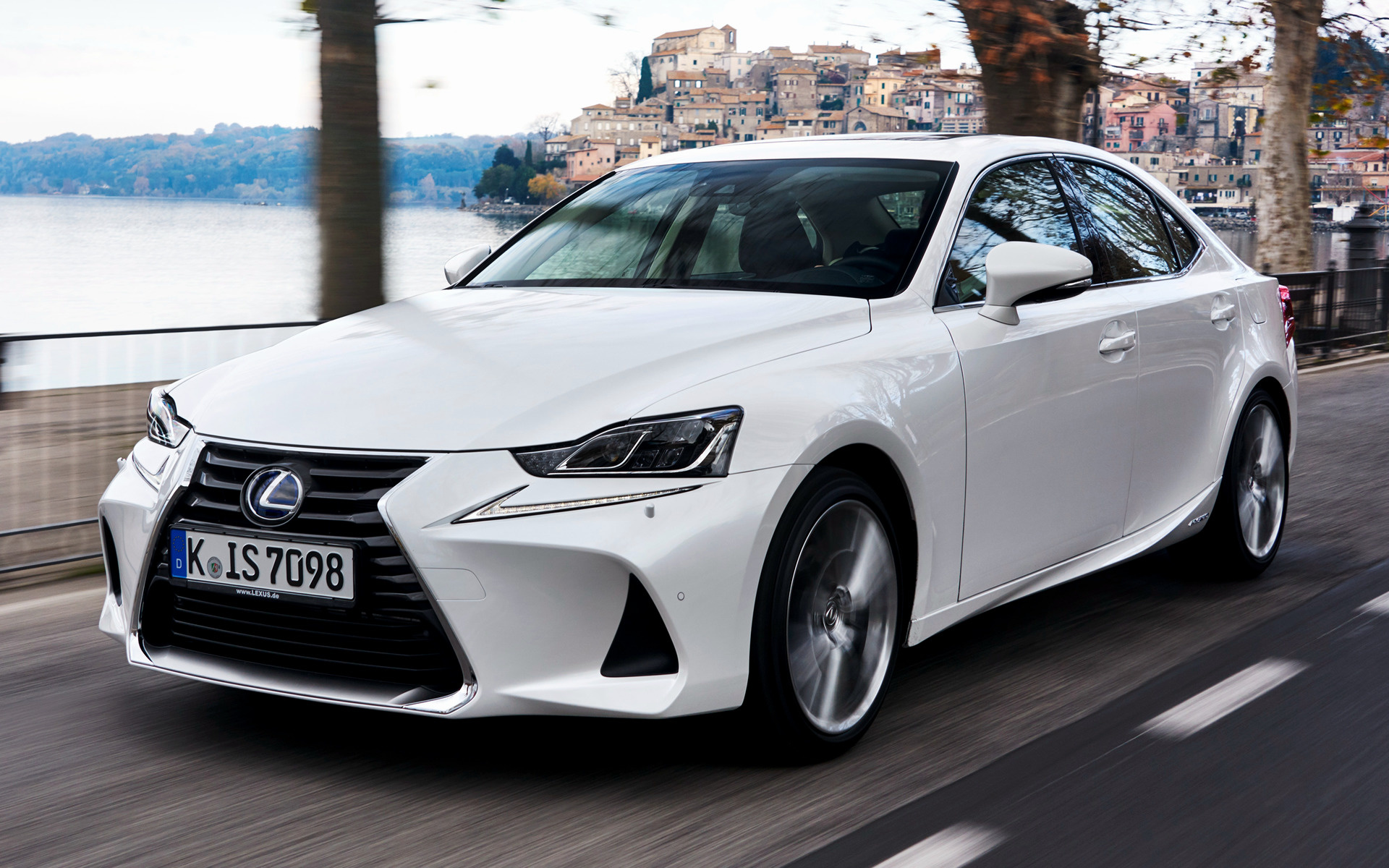 2016 Land Rover >> 2016 Lexus IS Hybrid - Wallpapers and HD Images   Car Pixel