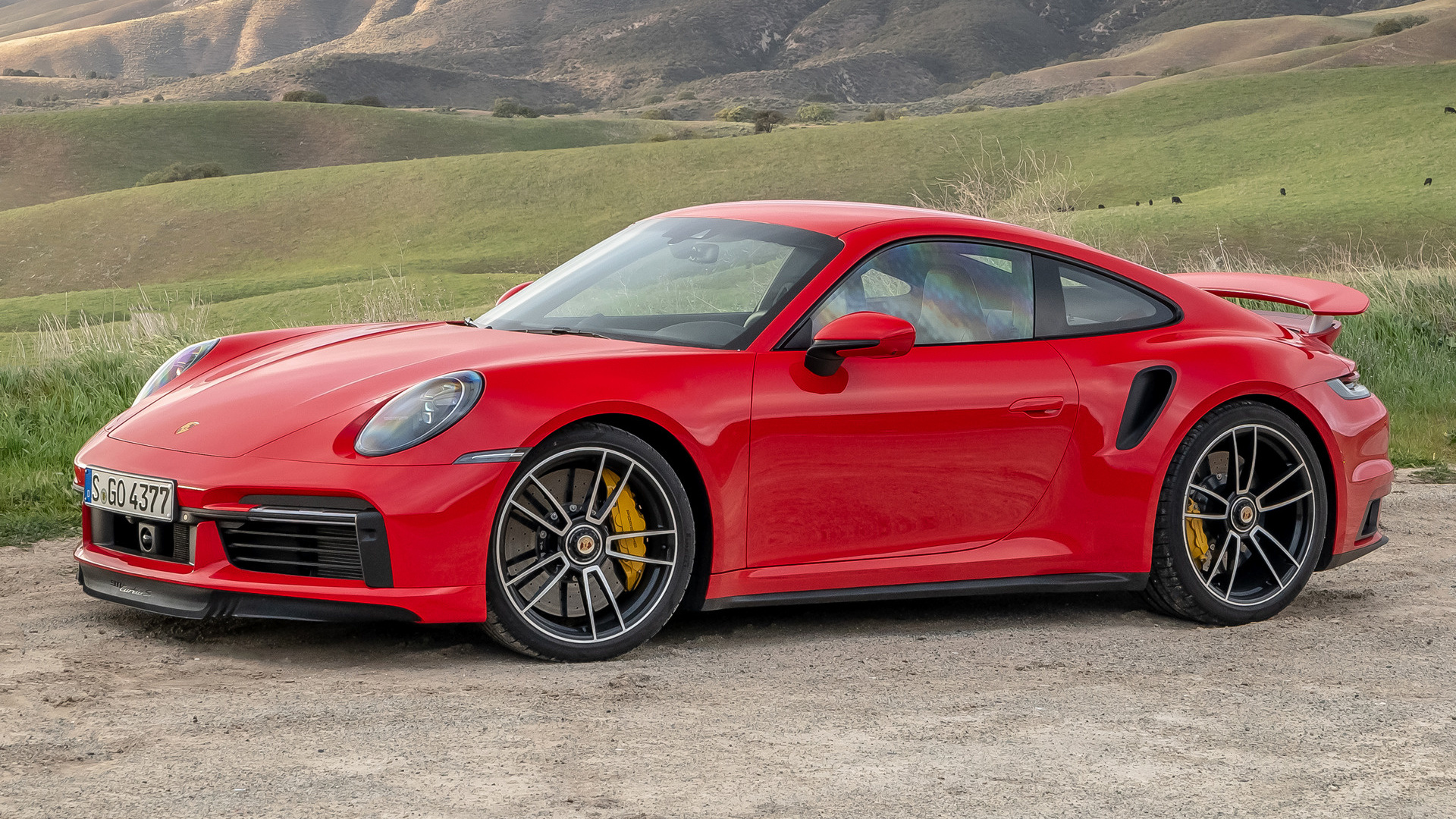 2020 Porsche 911 Turbo S Wallpapers And Hd Images Car Pixel
