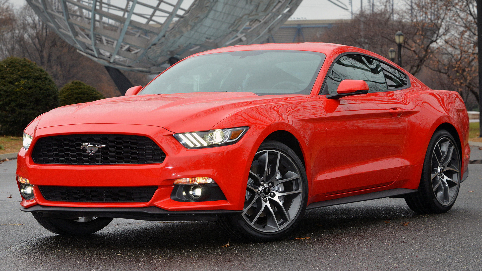 Mustang California Special >> 2015 Ford Mustang - Wallpapers and HD Images | Car Pixel