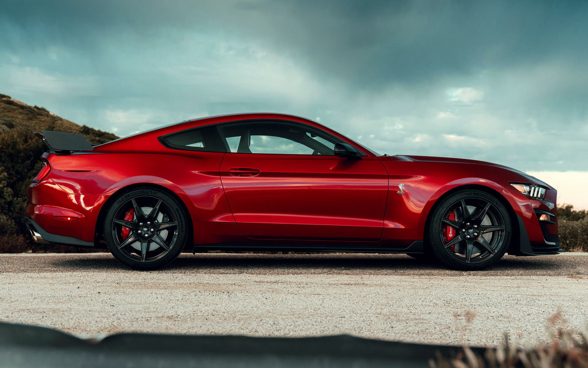 2020 Shelby Gt500 Mustang Wallpapers And Hd Images Car Pixel