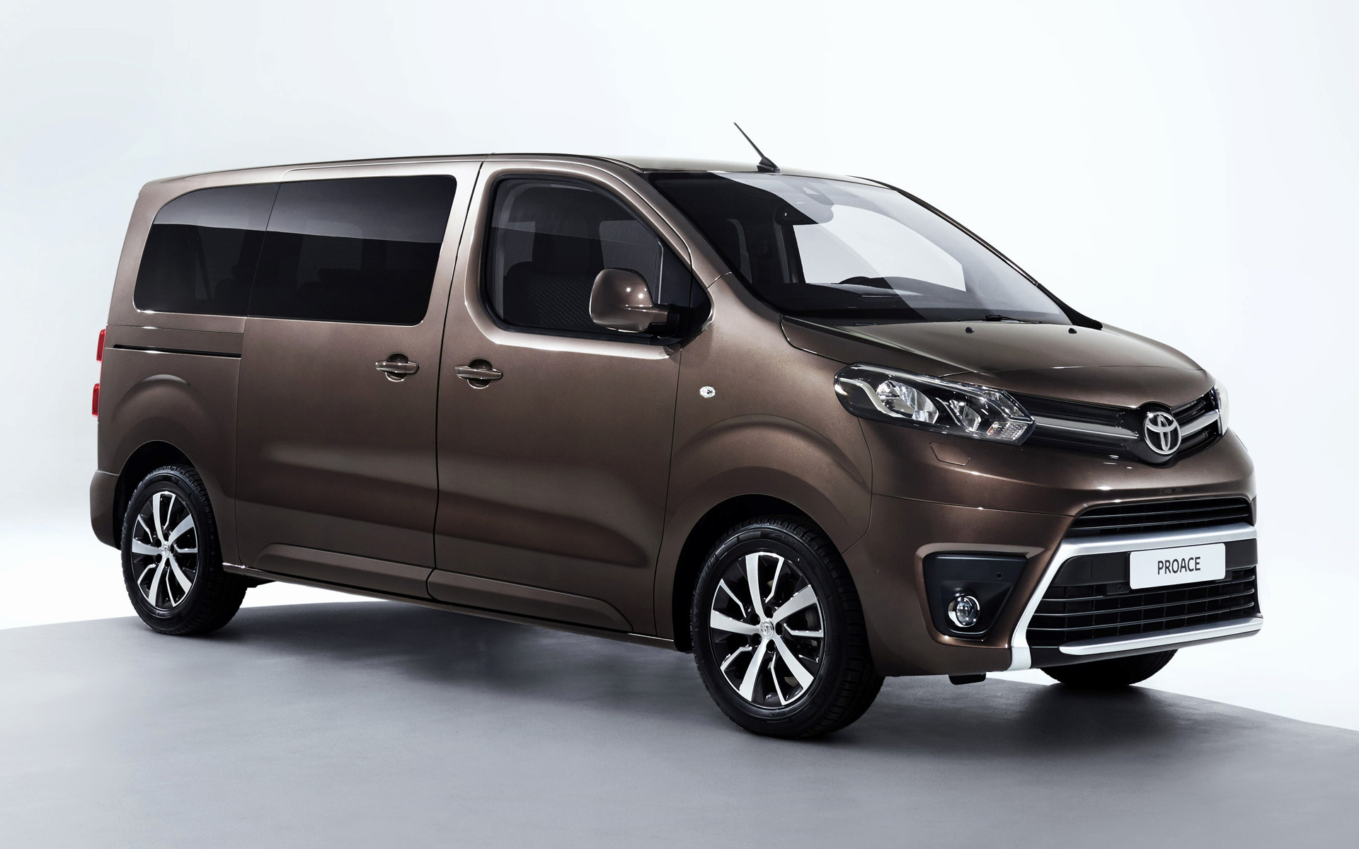 toyota proace verso 2016 wallpapers and hd images car. Black Bedroom Furniture Sets. Home Design Ideas