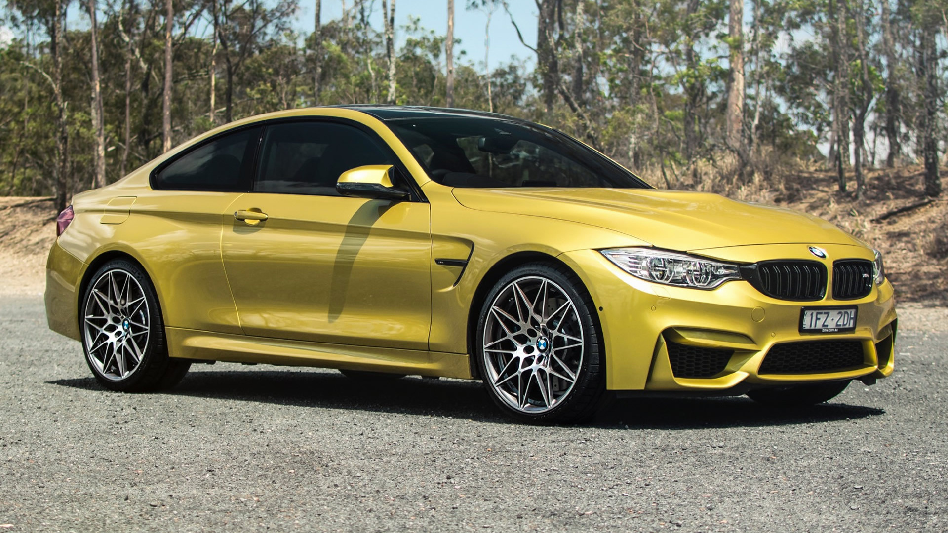 2016 Bmw M4 Coupe Competition Package Au Wallpapers