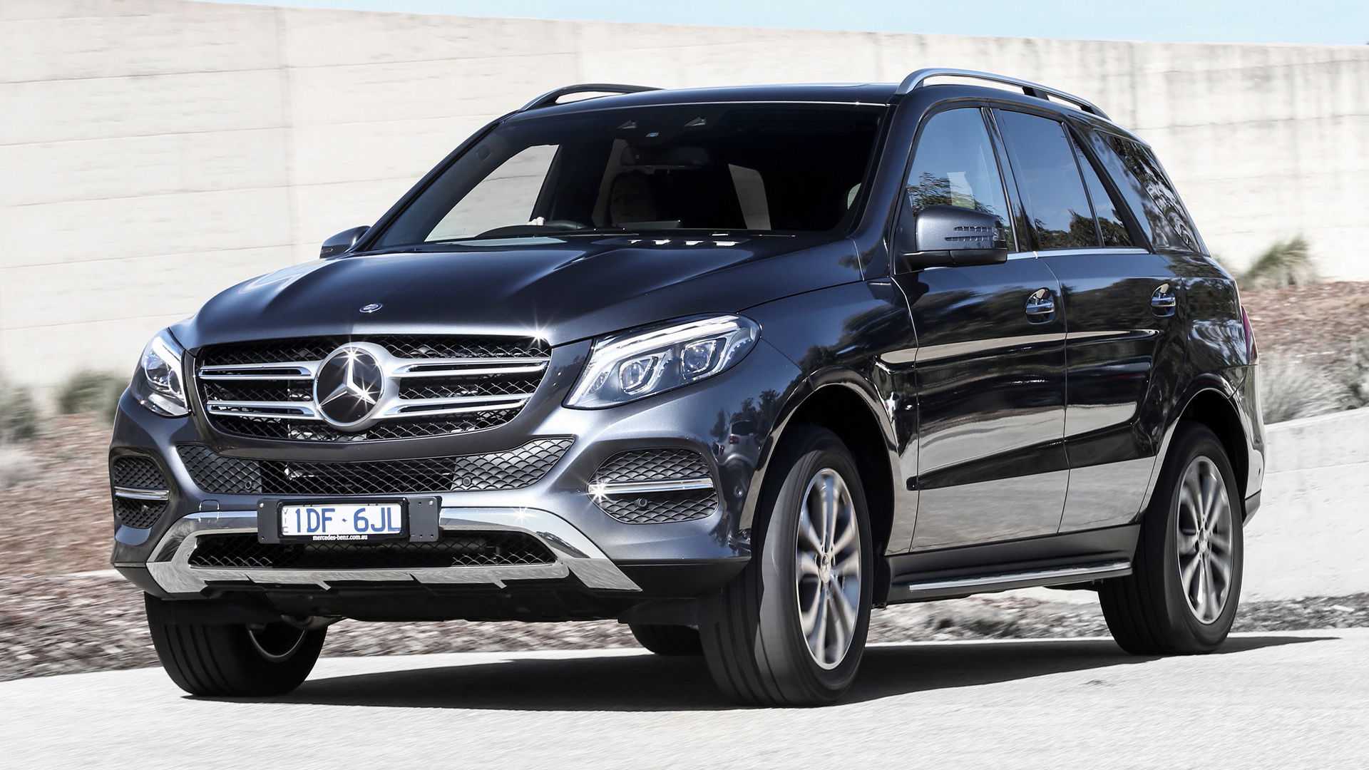 mercedes benz gle class 2015 au wallpapers and hd images car pixel. Black Bedroom Furniture Sets. Home Design Ideas