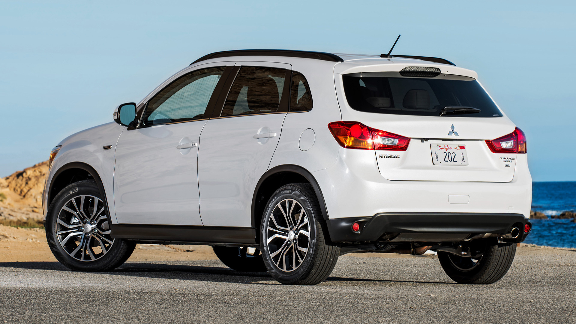 Mitsubishi outlander sport 2016 wallpapers and hd images car pixel hd 169 asfbconference2016 Images