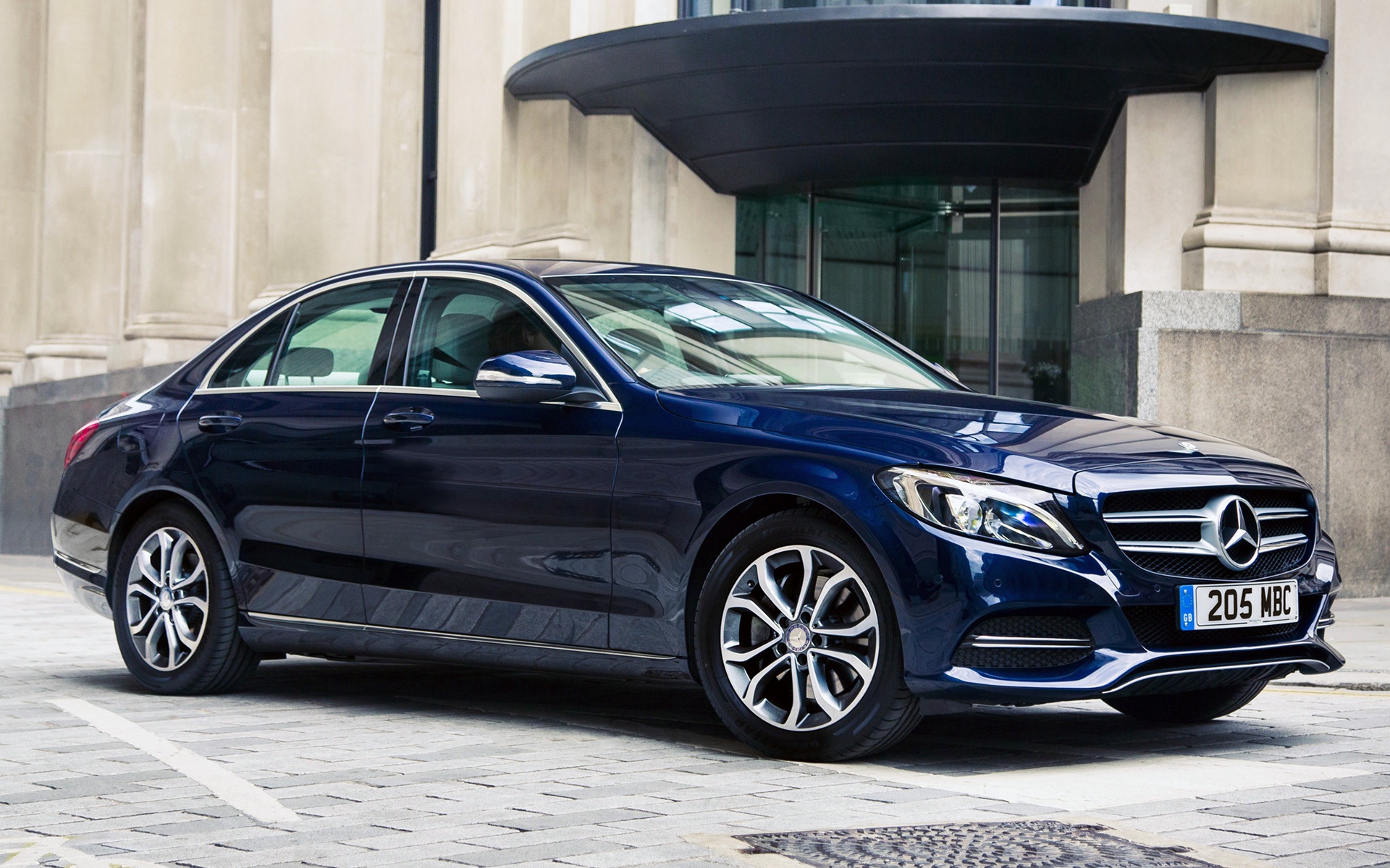 2014 Mercedes-Benz C-Class (UK) - Wallpapers and HD Images ...