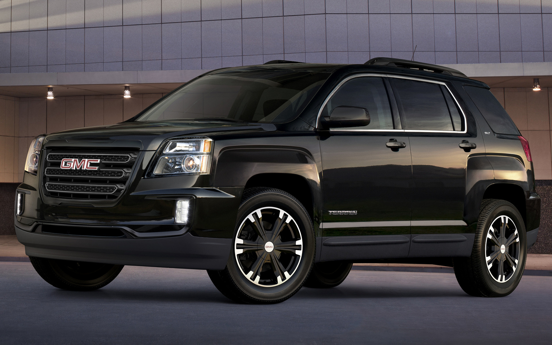 GMC Terrain Nightfall 2017 Wallpapers And HD Images