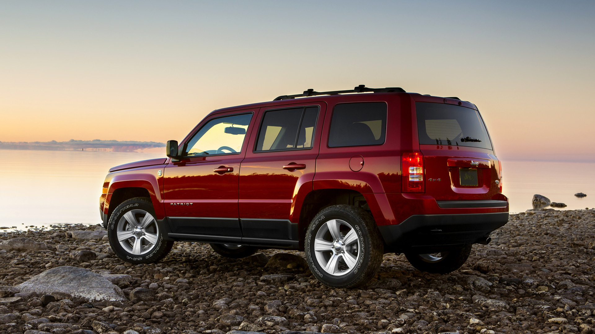 2010 Jeep Patriot - Wallpapers and HD Images | Car Pixel