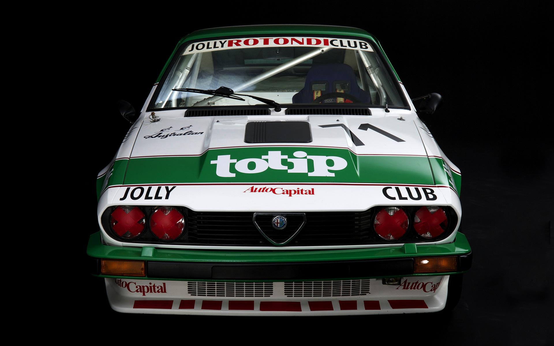 Alfa Romeo Gtv Etcc Car Wallpaper