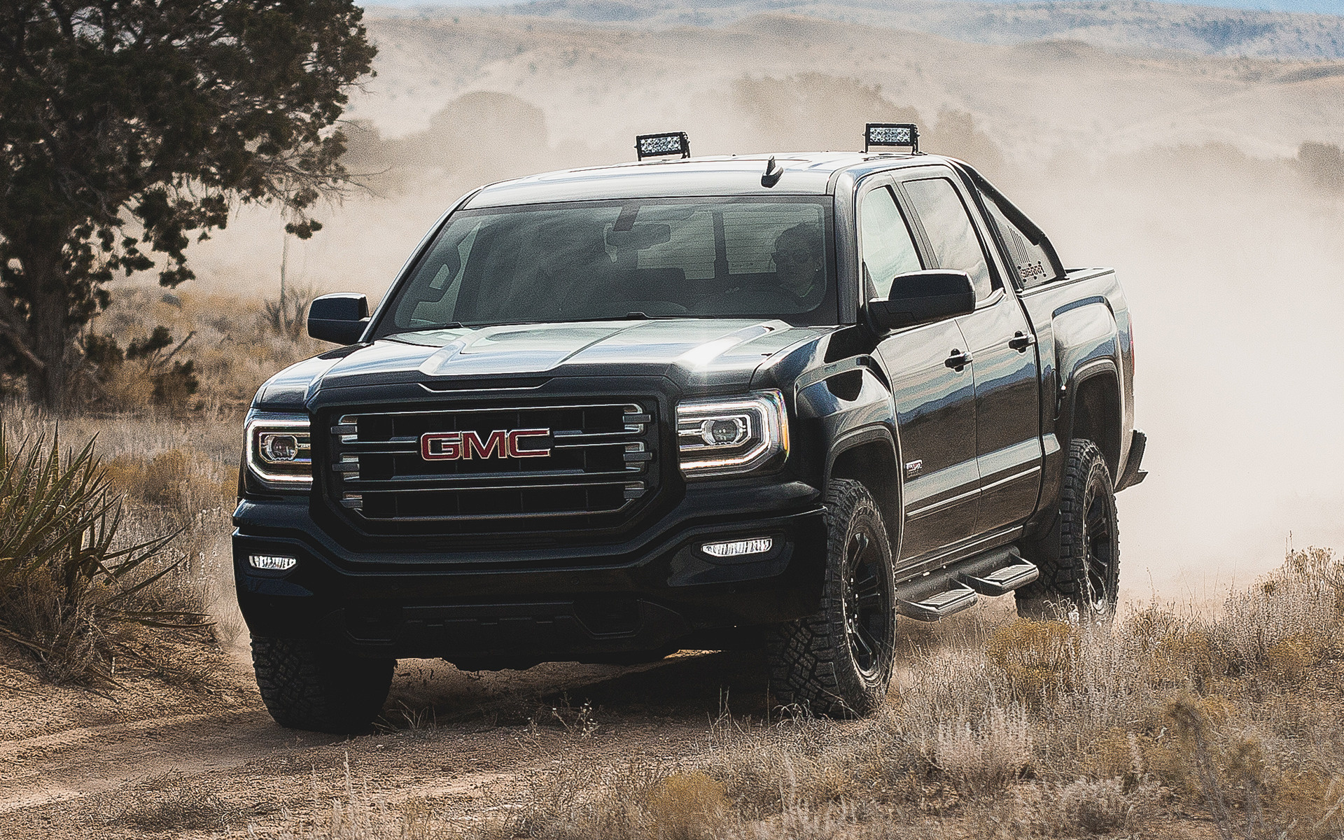 GMC Sierra 1500 All Terrain X Crew Cab (2016) Wallpapers ...