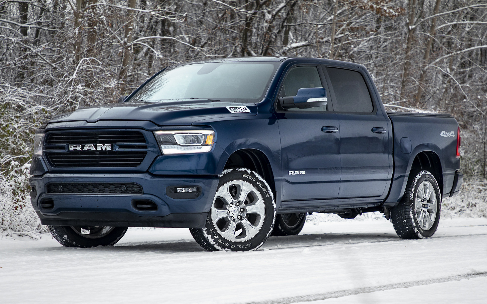 2019 Ram 1500 Big Horn Crew Cab North Edition [Short ...