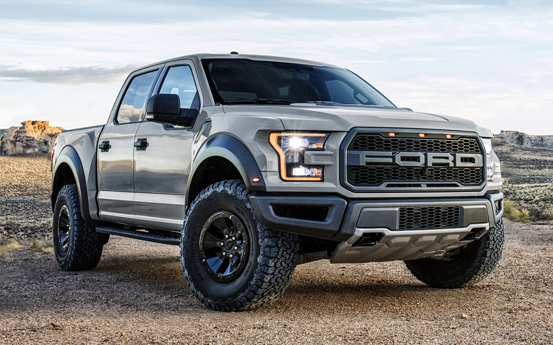 Ford F-150 Raptor SuperCrew (2017) Wallpapers and HD Images - Car ...