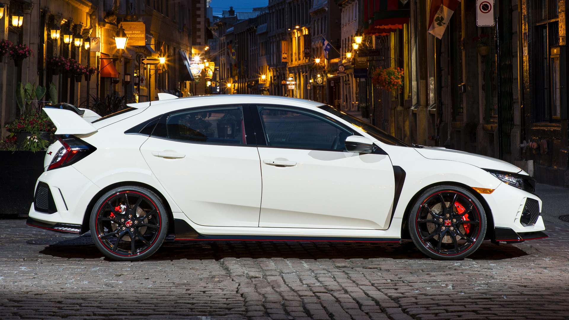 Honda Civic Type R (2018) US Wallpapers and HD Images ...