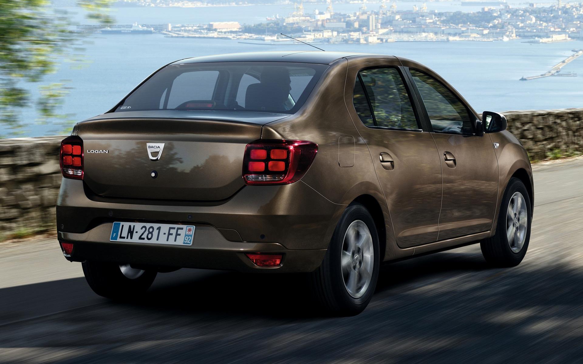 2016 Dodge Ram >> 2016 Dacia Logan - Wallpapers and HD Images | Car Pixel