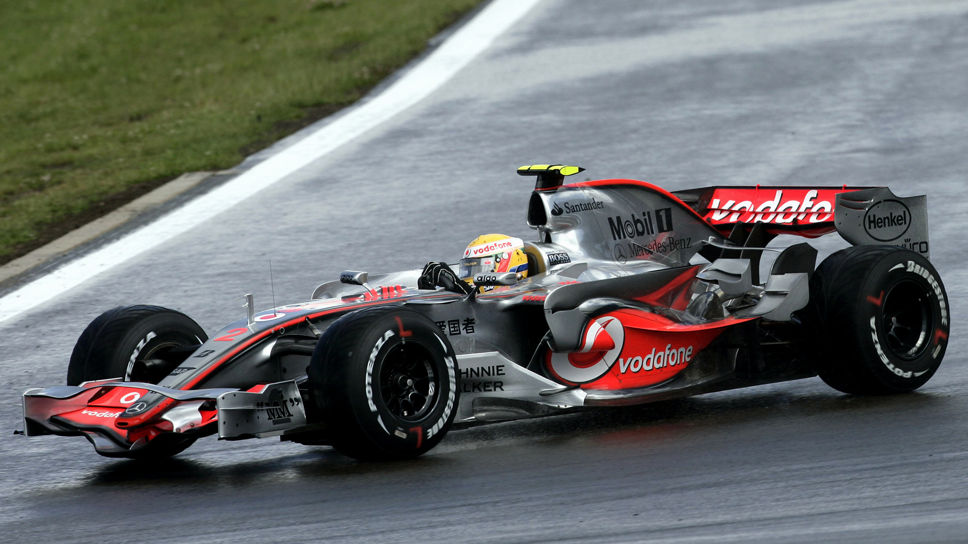 McLaren Mercedes MP4-22 (2007) Wallpapers and HD Images ...