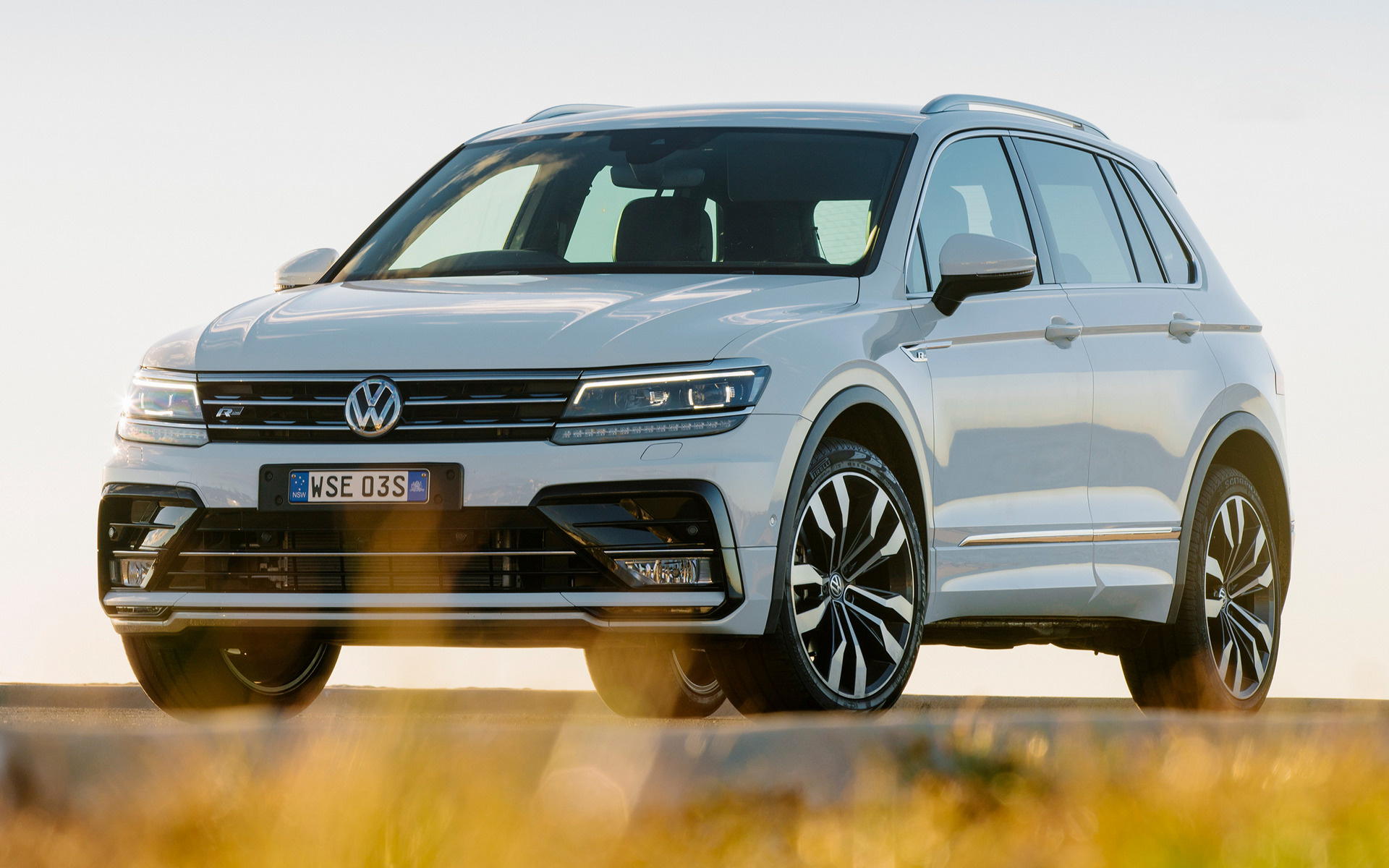 Volkswagen Tiguan R Line 2016 Au Wallpapers And Hd