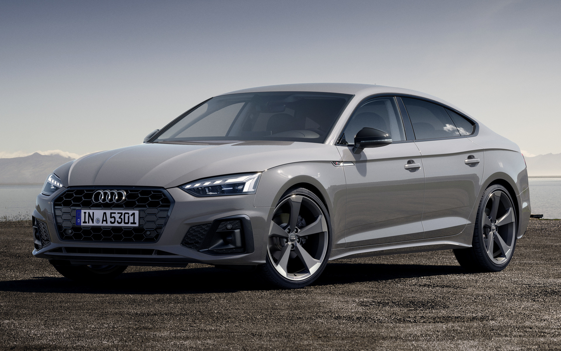 2020 Audi A5 Sportback S line - Wallpapers and HD Images ...