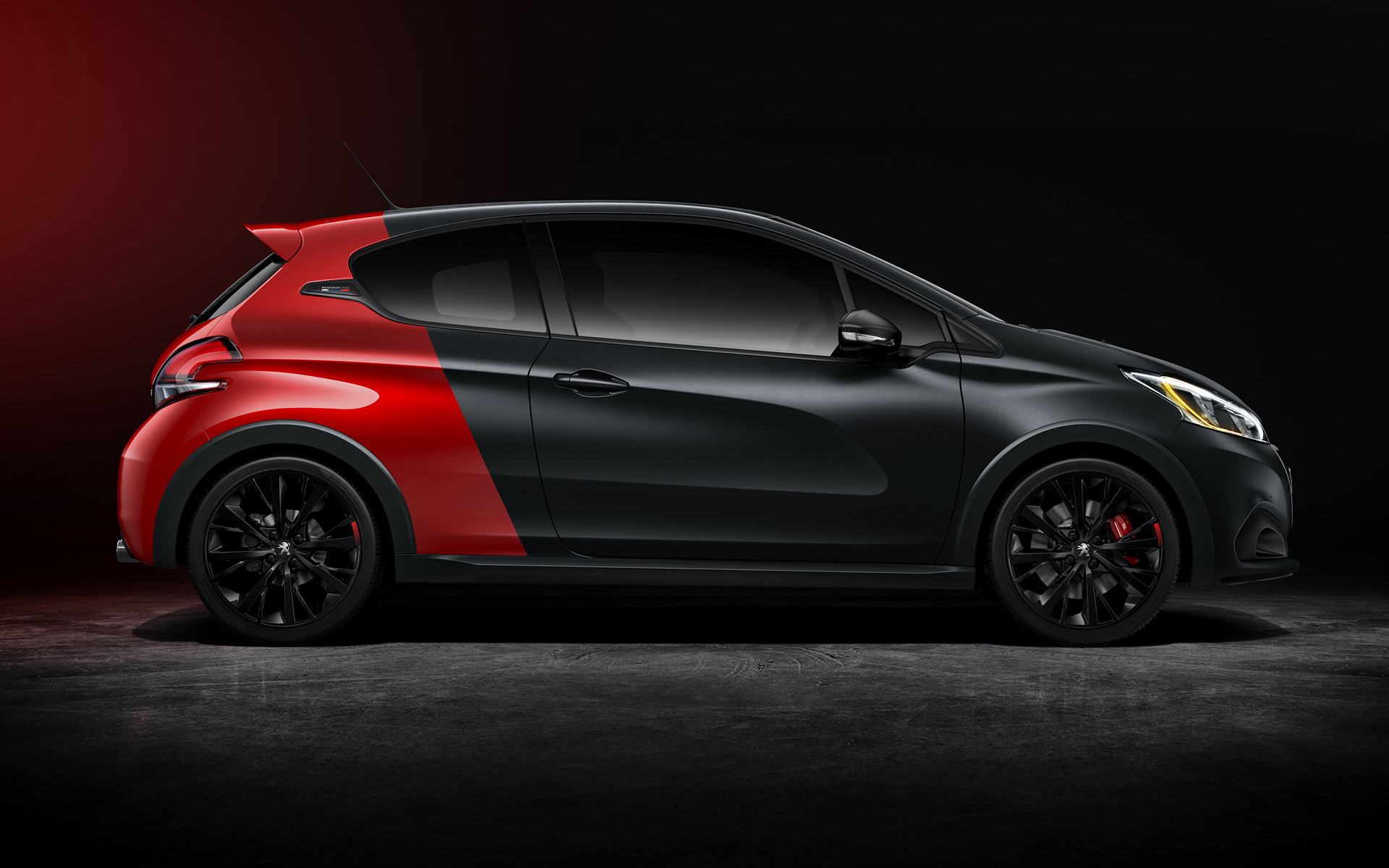 Dodge Ram 2015 >> 2015 Peugeot 208 GTi by Peugeot Sport - Wallpapers and HD Images | Car Pixel