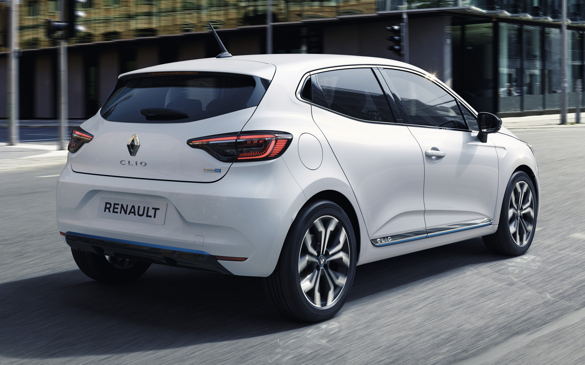 2020 Renault Clio E Tech Wallpapers And Hd Images Car Pixel
