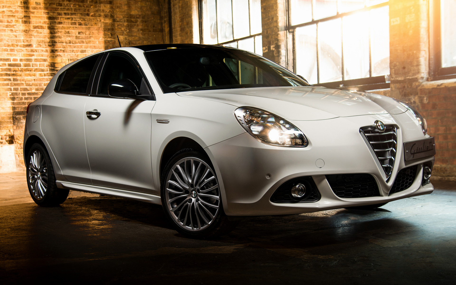 alfa romeo giulietta collezione uk wallpapers  hd images car pixel