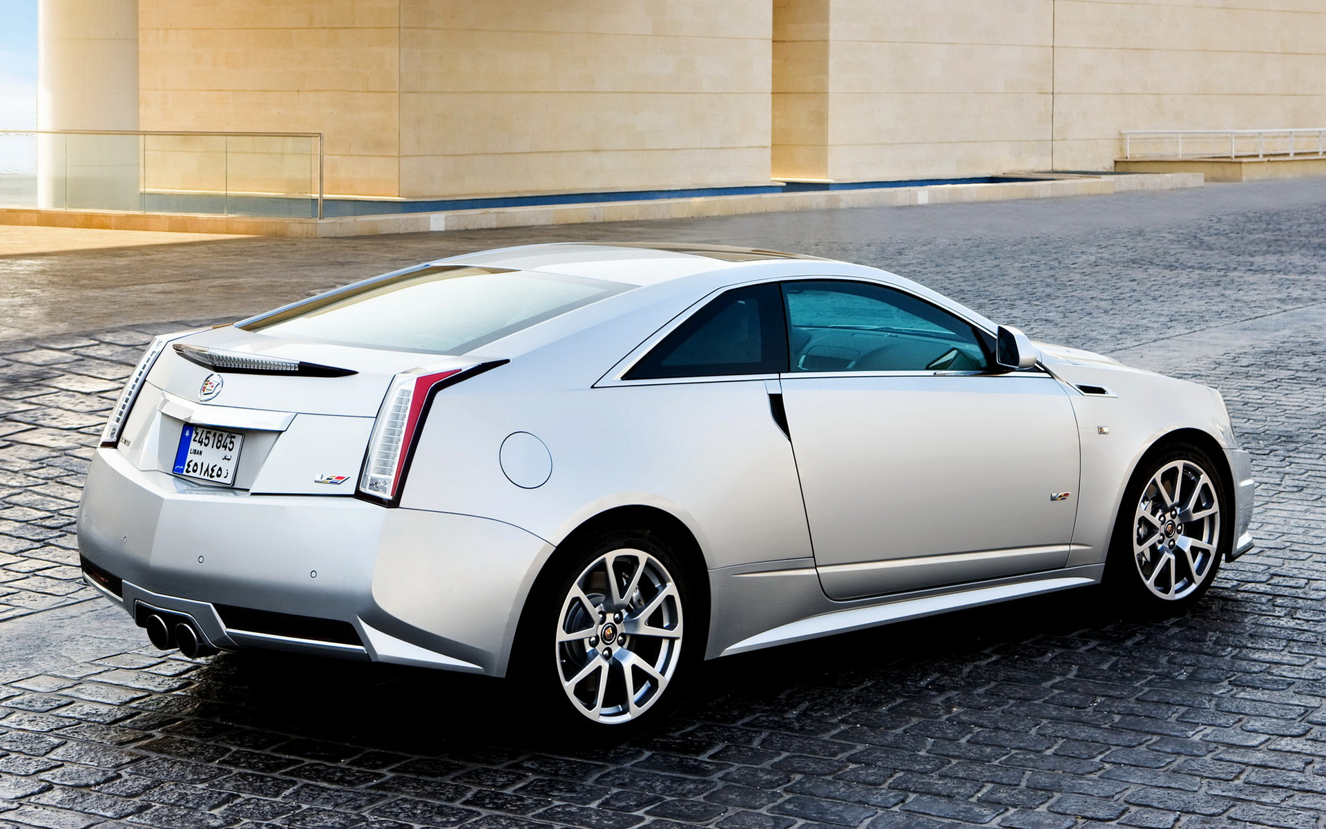 Cadillac Cts V Coupe 2010 Wallpapers And Hd Images Car