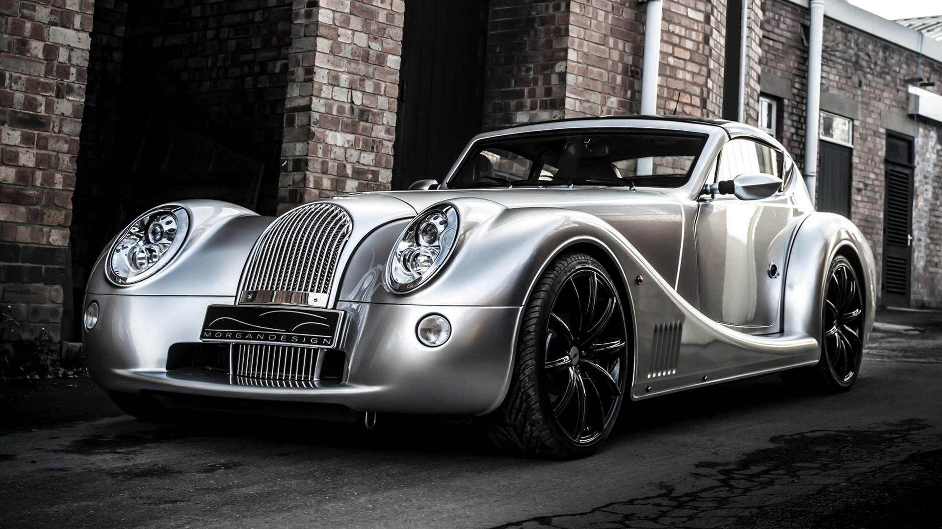 2010 Morgan Aero Super Sports - Wallpapers and HD Images ...