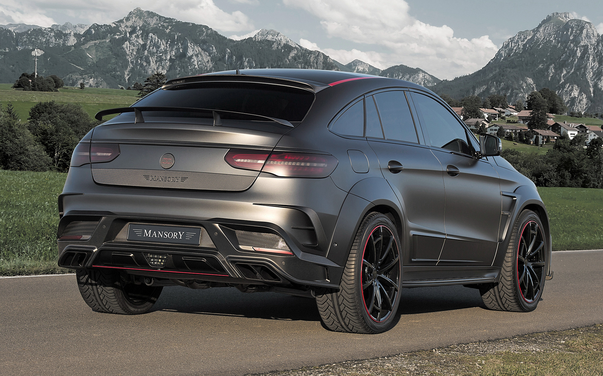 2016 mercedes amg gle 63 coupe by mansory wallpapers and. Black Bedroom Furniture Sets. Home Design Ideas