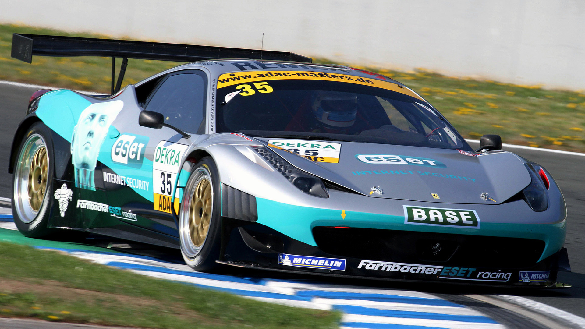 Ferrari 458 Italia Gt3 2011 Wallpapers And Hd Images Car Pixel