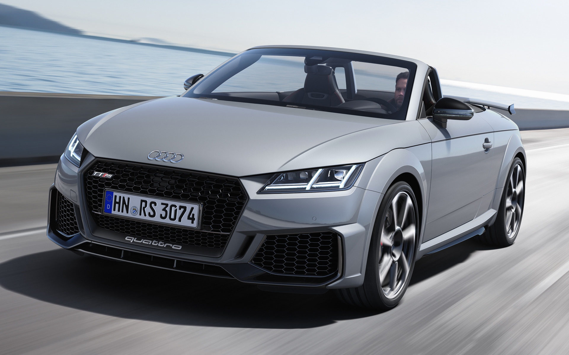 2019 Audi Tt Rs Roadster Wallpapers And Hd Images Car Pixel