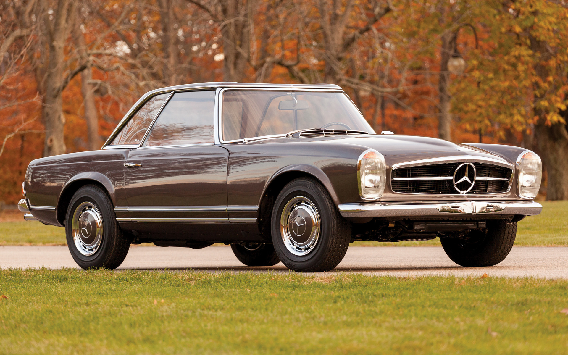 1967 Mercedes-Benz 280 SL - Wallpapers and HD Images   Car ...
